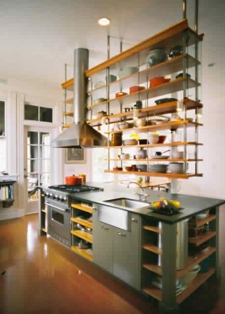 pour une petite cuisine
