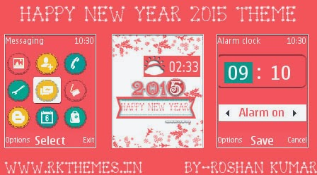 happy new year 2015 live hd theme for nokia c1 01 c1 02 c2 00 107 108 109 110 111 112 113 114 2690 128160 devices
