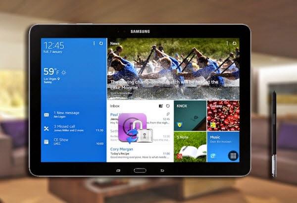 Galaxy Tab Pro 12.2, 10.1 and 8.4