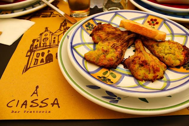 Foto del blog Foodpics Italy: un fiore di zucca tira l'altro