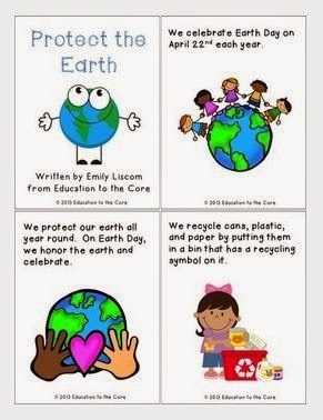 http://www.teacherspayteachers.com/Product/Protect-the-Earth-A-FREE-Earth-Day-Mini-Book-Close-Read-621964