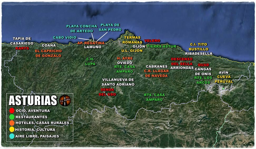 Asturias-mapa-rutas