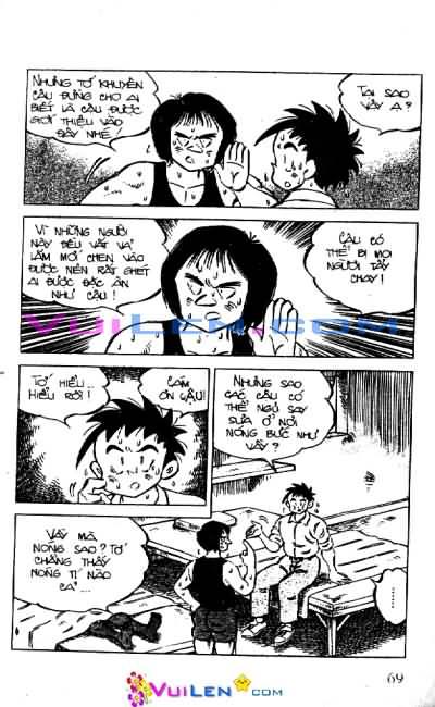 Jindodinho - Đường Dẫn Đến Khung Thành III  Tập 45 page 69 Congtruyen24h