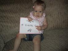 Keegan 8 Months Old