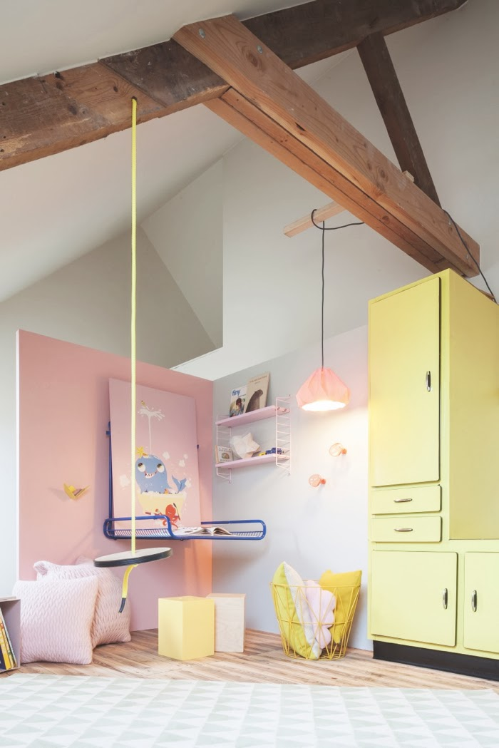 children room - styling studio woot woot photo: Thomas de Bruyne