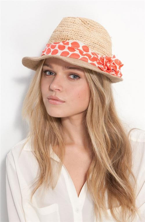 CELEBRITY STYLE: Women Hats Trends 2012