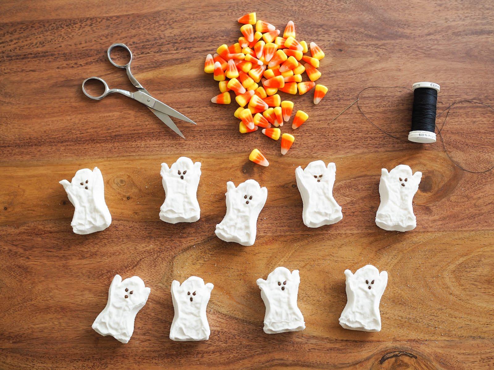 Halloween Peeps Bunting