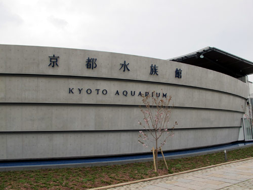 Kyoto Aquarium, Umekoji Park