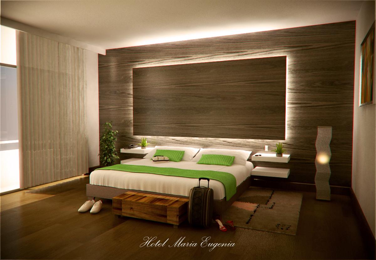 Remodelaci n habitaci n de hotel for Remodelacion de recamaras