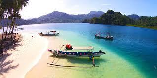 Objek Wisata Pulau Pasumpahan Sumatera Barat (Sumbar)
