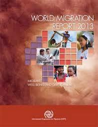 Migraciones en el Mundo 2013