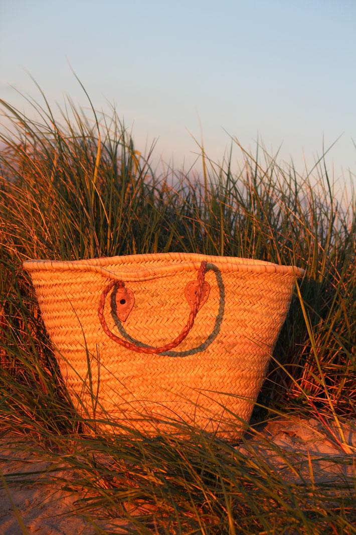 Amalie loves Denmark Sonnenuntergang an der Jammerbucht
