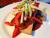 Tofu, légumineuses, oeufs, quinoa