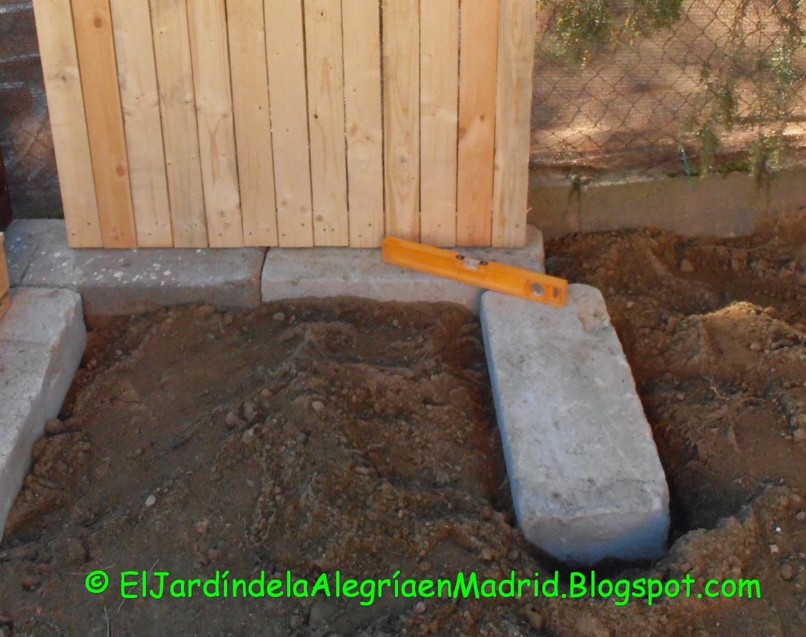 El jard n de la alegr a 01 06 15 for Cerrar valla jardin