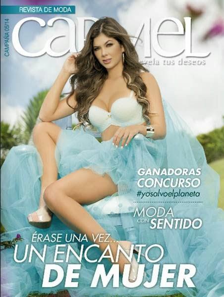 catalogo carmel campaña 5 2014