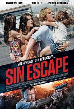 descargar Sin Escape en Español Latino