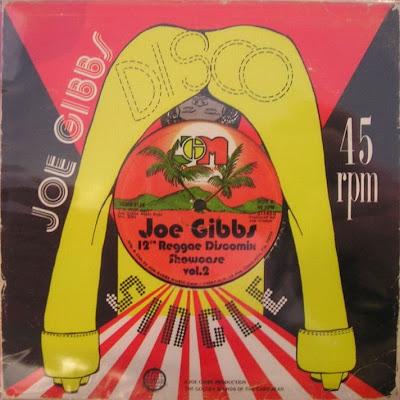 Madoo - Joe Gibbs and The Professionals Jammin So - Jammin Dub