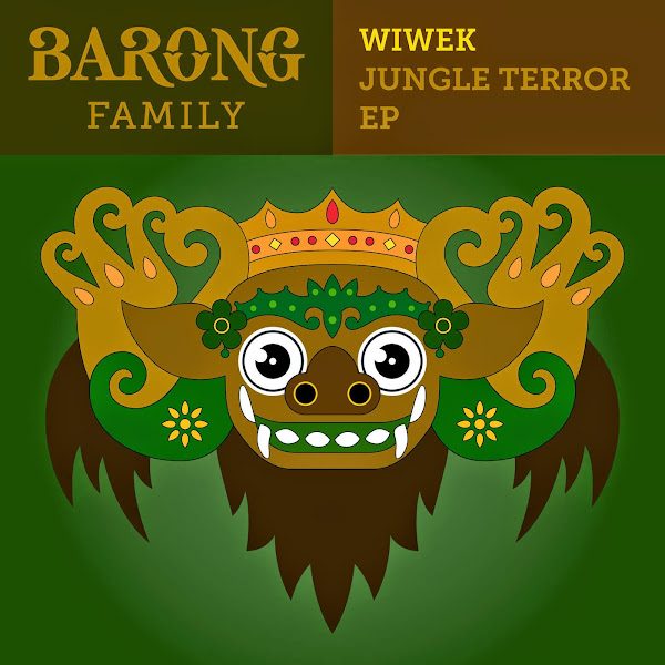 Wiwek - Jungle Terror - EP Cover