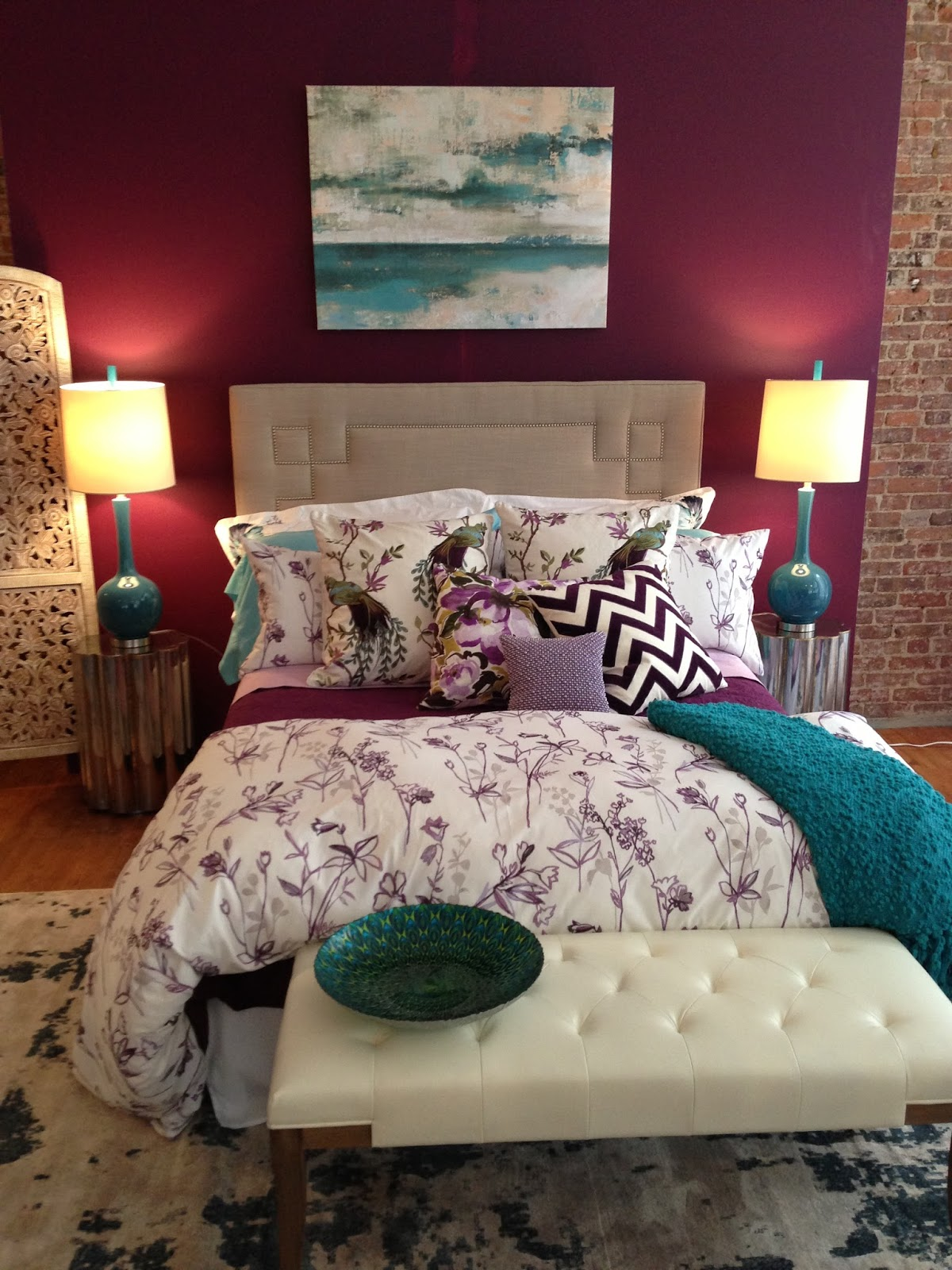 Decor Musings: Home Goods Salutes Design Bloggers at Spring Preview