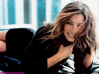 Jessica biel HD Wallpaper smile