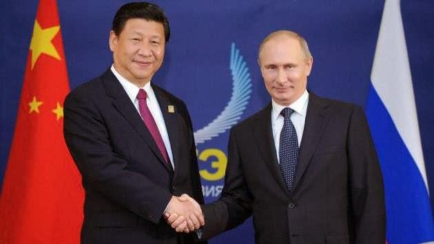 Eje chino-ruso podría llevar a EEUU a la bancarrota