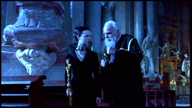 Thora Birch and Edward Jewesbury
