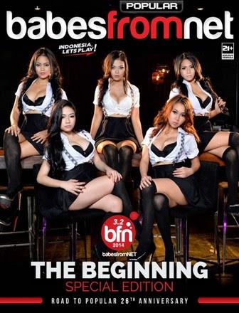 Babes From Net Season 3.2 (BFN 3.2) Popular-World Indonesia E-Magz