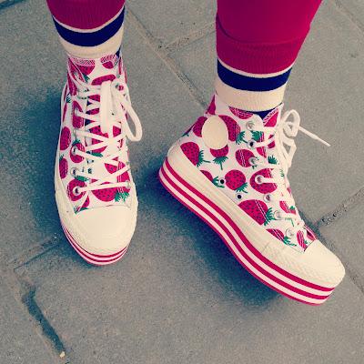 Marshmallow Electra Marimekko Converse Happy Socks
