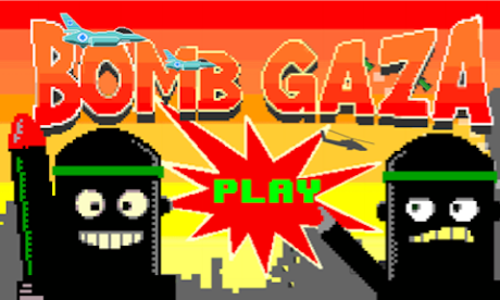 Bomb Gaza – a game on Google Play was removed after complaints.
