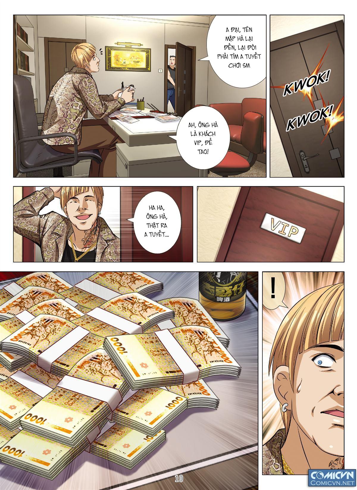 Bloody Girl Chapter 19h - Hamtruyen.vn