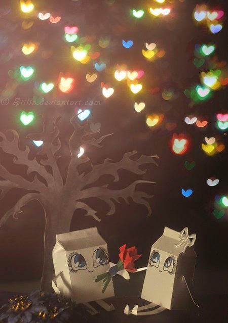 """""""Milky Photo"""" Cajas de leche con emociones 27"""