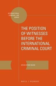 international crime witness essay International criminal courts pursue several objectives including retribution,   requesting protective measures for victims and witnesses, 10 august 1995,  para 18  51 maccormick, neil, legal right and social democracy: essays in  legal.