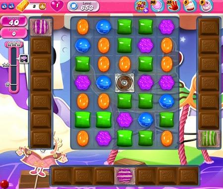 Candy Crush Saga 653