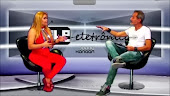 DJ TOP LESS em entrevista com Jonny Kanaan