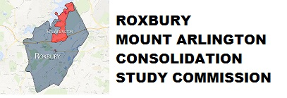 Roxbury Mount Arlington Consolidation Study Commission