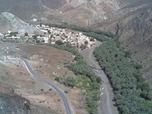 وادي حاجر بني عمر