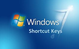 Shortcuts Keyboard Untuk Windows 7