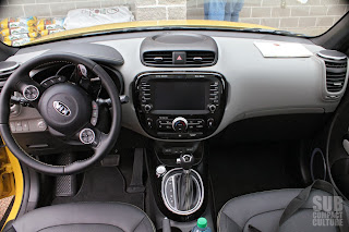 2014 Kia Soul Exclaim Interior