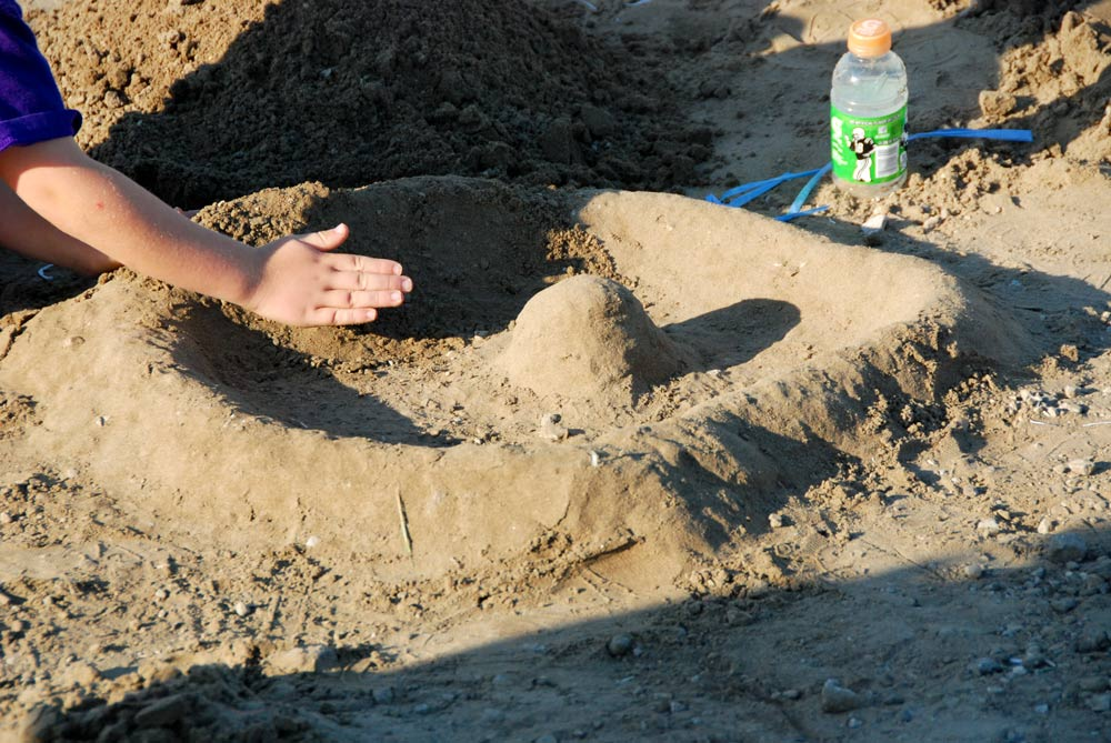 how to build a moat around your house