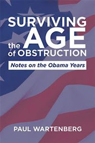 New book available NOW! Surviving the Age of Obstruction