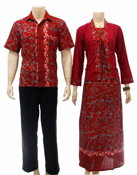Model Baju Batik Ibu Ani Yudhoyono