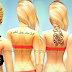 New Tattoo Set || Female || The Sims 4