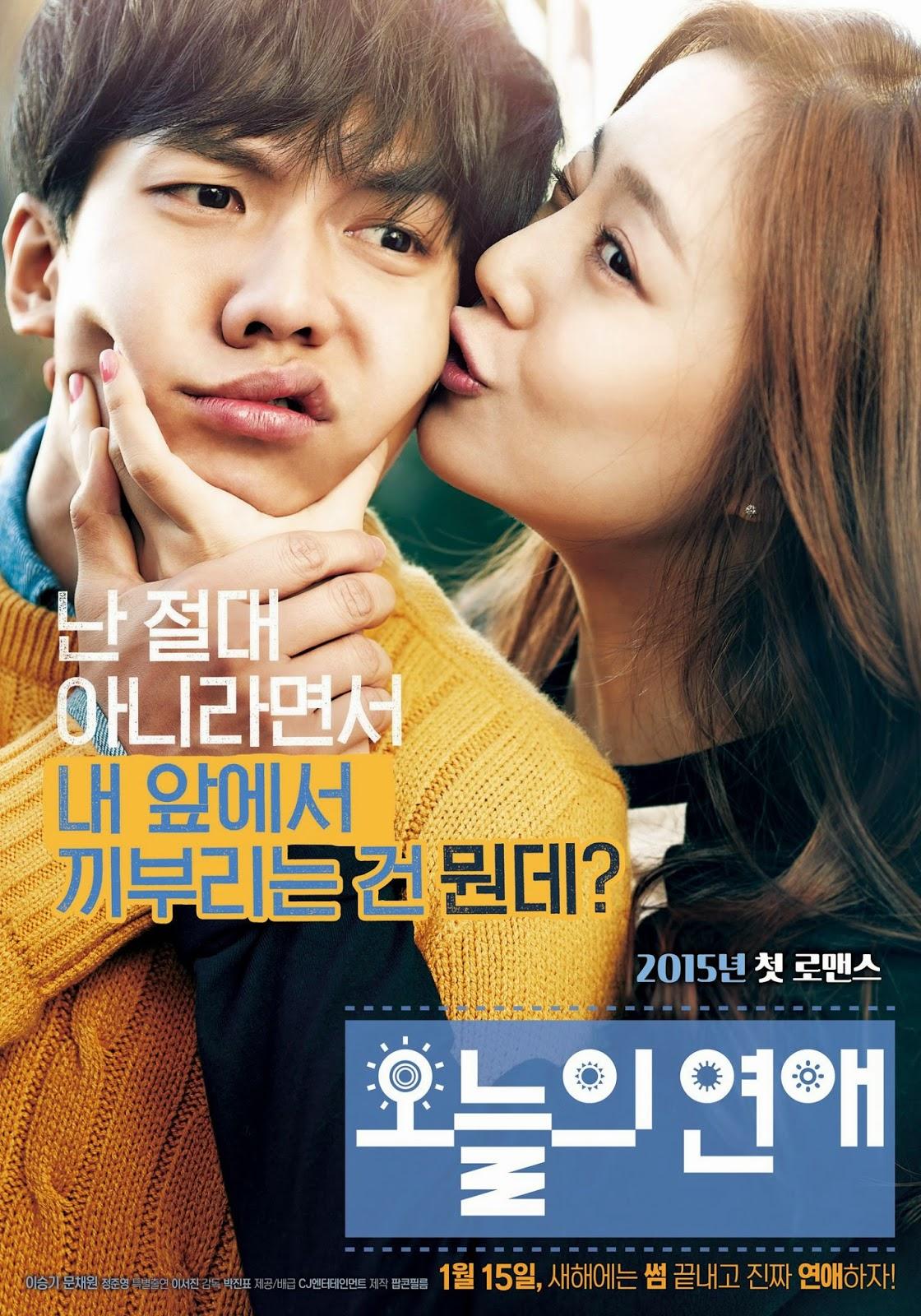 SINOPSIS Lengkap Film Korea Love Forecast / Today's Love