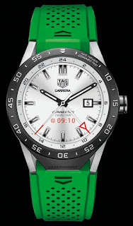 Tag Heuer Connected cadran GMT
