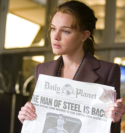 kate bosworth as lois lane in superman returns