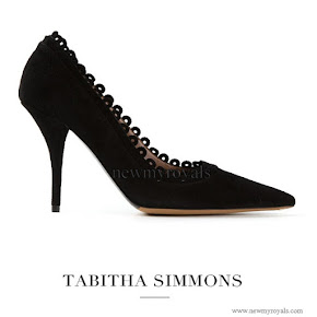 Crown Princess Victoria Style Tabitha Simmons pumps