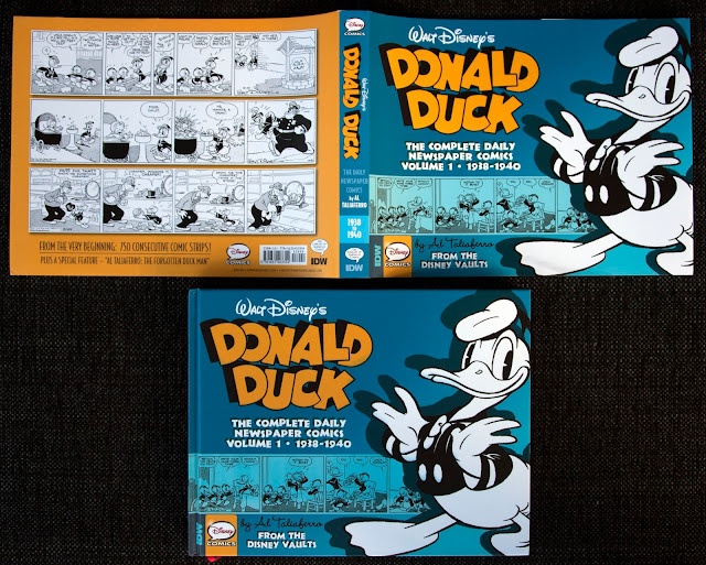 Donald Duck: The Complete Daily Newspaper Comics volume 1