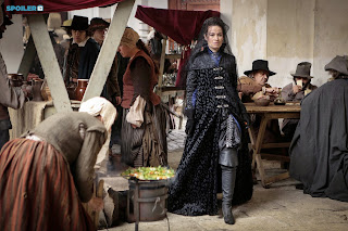 The Musketeers - Emilie