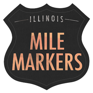 Illinois Mile Markers