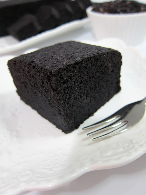 Black Glutinous Rice Cake